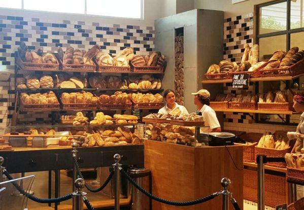 Os pães maravilhosos!